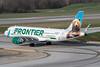 "Frontier Airlines ""Grizwald the Bear"" // Airbus A320-214(WL) // N227FR (cn 6184) // KCMH 4/13/18 (Micheal Wass) Tags: cmh kcmh johnglenncolumbusinternationalairport johnglenninternational johnglennairport f9 fft frontier frontierairlines airbus a320 a320214 airbusa320214 a320214wl airbusa320214wl a320200 airbusa320200 n227fr aircraft airplane aerotagged aero:airline=fft aero:man=airbus aero:model=a320 aero:series=200 aero:tail=n227fr aero:airport=kcmh"