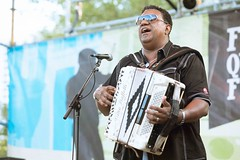 French Quarter Fest 2018 - Chubby Carrier