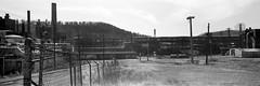 Weirton Steel Panorama #1B (rpantaleo) Tags: weirton westvirginia unitedstates us kodak panorama panoramic film fujica g617