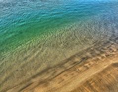 Rich waters (elphweb) Tags: nsw australia hdr highdynamicrange sand sandy shore shoreline seaside