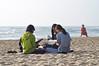 Mind and body (Roving I) Tags: girls women reading books study mind body exercise routines groups reddresses whitesand sea surf haze horizon beaches lifestyle danang vietnam
