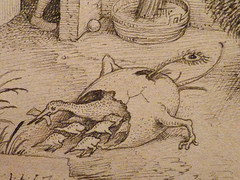 BRUEGEL Pieter I,1557 - Superbia, l'Orgueil-detail 25 (Custodia) (L'art au présent) Tags: art painter peintre details détail détails detalles drawings dessins dessins16e 16thcenturydrawings dessinhollandais dutchdrawings peintreshollandais dutchpainters stamp print louvre paris france peterbrueghell'ancien man men femme woman women devil diable hell enfer jugementdernier lastjudgement monstres monster monsters fabulousanimal fabulousanimals fantastique fabulous nakedwoman nakedwomen femmenue nude female nue bare naked nakedman nakedmen hommenu nu chauvesouris bat bats dragon dragons sin pride septpéchéscapitaux sevendeadlysins capital