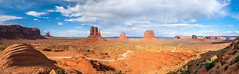 Monument Valley West & East Mittens Buttes Breaking Storm Clouds High Res McGucken Fine Art Photography Sunset! Epic Utah Desert Breaking Storm Stormclouds! American West! Monument Valley! Sony A7r & Sony 16-35mm Vario-Tessar T FE F4 ZA OSS E-Mount Lens! (45SURF Hero's Odyssey Mythology Landscapes & Godde) Tags: monument valley west east mittens buttes breaking storm clouds high res fine art photography sunset john wayne ford stagecoach country sony a7r 1635mm variotessar t fe f4 za oss emount lens the american