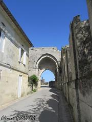 Porte Brunet , SAINT-ÉMILION (Clément Quantin) Tags: saintémilion tourisme ville portebrunet