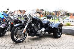 DSC_8939 Harley-Davidson Trike (PeaTJay) Tags: nikon american usa classic sports racing motorcycles bikes reading berkshire harleydavidson