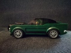 Lego Ford Mustang Fasback 68 (✪ MD Clic Photography ✪ Kronan ✪) Tags: lego speedchampions speed champions ford mustang fasback 68 1968 fordmustang mustangfastback fordmustangfastback68