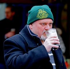 "The Scrummery Twickenham (Roel Wijnants) Tags: ccbync roelwijnants roelwijnantsfotografie roel1943 guinness beer drink "" stpatrick'sday feest ireland bier glas drinken rugby thescrummerytwickenham portret portrait green groen acitytolove denhaag thehague absolutelythehague city hofstijl hofstad haagspraak leesdegebruiksvoorwaarden stpatricksday"