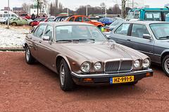 Jaguar Sovereign 4.2 (R. Engelsman) Tags: jaguar sovereign auto car vehicle oldtimer youngtimer klassieker classiccar automotive transport rotterdam 010 netherlands nederland nl rotterdamseklassiekers milieuzone mznee