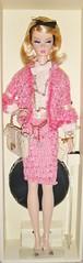2008 Preferably Pink Barbie (2) (Paul BarbieTemptation) Tags: 2008 gold label barbie fashion model collection robert best designer paris parisian sketch chanel suit preferably pink
