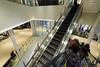 Escalators of Dai Nagoya Building (大名古屋ビルヂング) (christinayan01 (busy)) Tags: architecture building nagoya japan perspective office department store ceiling interior indoor escalator