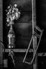 The Old Garage (HikerDude24) Tags: nikon d5100 garage monochrome black white grayscale bw stilllife