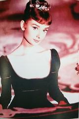 Audrey Hepburn - 102 - O&R RR group A1503 - shi (a_garvey) Tags: postcard postcrossing cinema actress audreyhepburn people