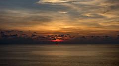 Sunset at Langkawi / Закат на Лангкави (dmilokt) Tags: закат рассвет восход море 1 sunrise sunset sea sky небо пейзаж landscape dmilokt
