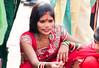 Young Beauty ..Varanasi (geolis06) Tags: geolis06 asia asie inde india uttarpradesh varanasi benares gange ganga ghat inde2017 olympus hindu hindou religieux religious portrait femme woman women sari banaras