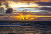 In the hour of sunset... / В час заката... (Vladimir Zhdanov) Tags: chile polynesia rapanui ocean sunset easterisland hangaroa travel sky cloud water