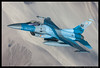 Dress Blues (jderden77) Tags: derden aviation airplane aircraft jet fighter f16 viper fightingfalcon usaf airforce usairforce 64agrs 64thagrs redflag nellis flying flight
