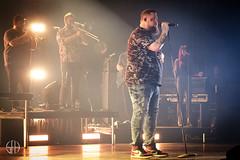 Rag'n'Bone Man (Shane_Henderson) Tags: australia fujinonlensxf55200mmf3548rlmois fujifilm fujifilmxt2 gigs livemusic loweresplanade melbourne palaistheatre ragnboneman rorycharlesgraham stkilda victoria xseries liveband livemusicphotography saintkilda au