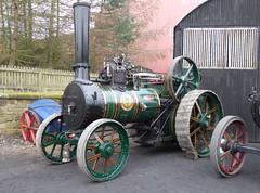 "Wallis & Steevens Gen. Purpose Engine 1169 ""Mayrnagh"" (Terry Pinnegar Photography) Tags: beamish museum countydurham steam traction engine vintage wallissteevens 1169 bs8161"