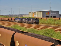 9004. 9029 & 9023 - Hexham - 8/2/18 (Alex's Train Channel) Tags: pacific national coal hunter valley newcastle central coast sydeny trains diesel freight goods 90 class 93 nr xrn gwa genesee wyoming railway railroad australia 2018 aurizon