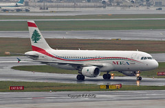 Airbus A320-214 T7-MRC Middle East Airlines (M.E.A.) (EI-DTG) Tags: planespotting aircraftspotting frankfurtairport fra 11apr2018 airbus airbus320 a320 t7mrc mea middleeastern lebannon