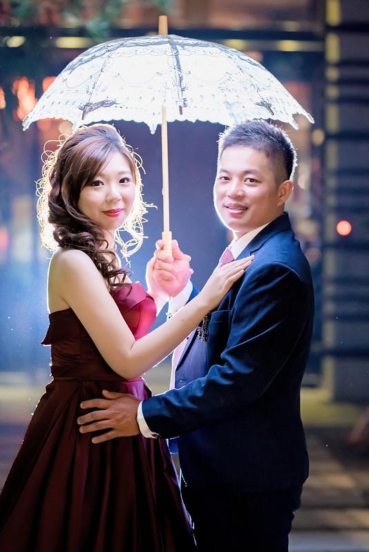 婚禮攝影 [昆溥❤聖雅] 訂結之囍@南投小牧口