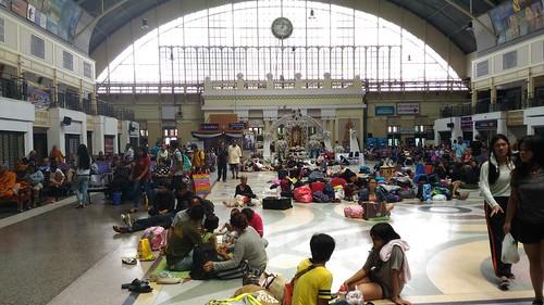 Bangkok Hualamphong Station 2_June_2017