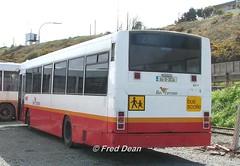 Bus Eireann AD34 (94D3034). (Fred Dean Jnr) Tags: rosslare wexford april2006 buseireann exdublinbus daf sb220 alexander setanta ad34 94d3034