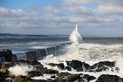 DSC04660 (LezFoto) Tags: waves southbreakwaterpier aberdeenharbour aberdeen scotland unitedkingdom