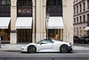918 (Maxi Vogl) Tags: carphotography car supercar hypercar munich münchen bavaria bayern white whitecar porsche 918 spyder 918sypder porsche918