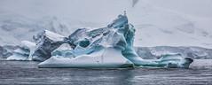 Big berg (arcadia1969) Tags: antarctica icebergs bergs ice blue