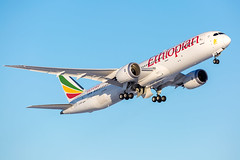 ET-AUP Boeing 787-9 Dreamliner Ethiopian Airlines (Andreas Eriksson - VstPic) Tags: ethiopian 714 oslo my first pic et 789 etaup boeing 7879 dreamliner airlines