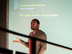 Cinema Mi Amor - Nicolas Khabbaz