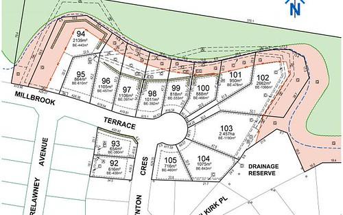 Lot 102 Millbrook Terrace, Wollongbar NSW