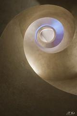 Colmar_0517-33 (Mich.Ka) Tags: colmar abstract abstrait alsace architecture geometric geometrique grafic graphique hautrhin mur musée muséeunterlinden spirale wall