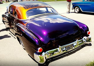 1952 Chevy sled | lowered, chopped, custom paint