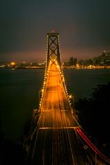 November Calling (Thomas Hawk) Tags: baybridge california sanfrancisco usa unitedstates unitedstatesofamerica bridge fav10 fav25 fav50 fav100