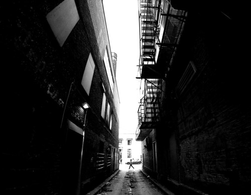 Montreal Alley Walker
