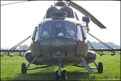 Mil Mi-17 (Pavel Vanka) Tags: mil mi17 slovakiaairforce ciaf2006 mi8 hip helicopter slovakairforce ciaf czechinternationalairfest lktb brnoturany brno czech czechrepublic airplane plane aircraft airshow spotting spot spotter