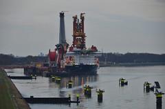 Aegir (Hugo Sluimer) Tags: portofrotterdam port haven rotterdam nederland zuidholland holland onzehaven nlrtm