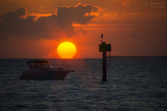 Watching the Sunset - Key West, Florida (J.L. Ramsaur Photography) Tags: jlrphotography nikond5200 nikon d5200 photography photo keywestfl thekeys monroecounty florida 2014 engineerswithcameras floridakeys photographyforgod thesouth southernphotography screamofthephotographer ibeauty jlramsaurphotography photograph pic islandtime keywest conchrepublic southernmostcityinthecontinentalus southernmostcity keywestflorida homeofthesunset tennesseephotographer cayohueso isleofbones boneisland thelastresort sunset sun sunrays sunlight sunglow orange yellow atlanticocean gulfofmexico boat boating landscape southernlandscape nature outdoors god'sartwork nature'spaintbrush silhouette watchingthesunset keywestsunset sailingsunset boatingsunset