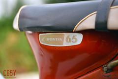 DSC_0634 Mo (golfC65Y) Tags: c65ไฟตก c65y c65ไฟต่ำ cub c65d c65 c100 classic c102 c105 ct ca100 ca102 cm90 cm91 ca105 supercub motorcycle honda thailand vintage super ホンダ スーパーカブ カブ