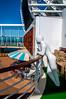 Just thinking (Tony Shertila) Tags: atlantic cruise deck europe people sculpture seaship sunbathing transport vacation