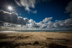 """Time Wharf"" (L. Castaings - Photographie) Tags: wharf salie plage sea beach paysage landscape canon ciel sun soleil"