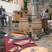 Démonstrations de tonnellerie au Printemps des Vins de Blaye