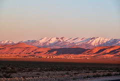 Desert Dawn (rdspalm) Tags: morocco moroccolandscape mountains landscapes africa desert dawn