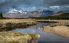 Break in the Clouds (jasty78) Tags: orchymunros abhainnshira landscape river mountain snow reflection scotland nikond7200 sigma350mmf14