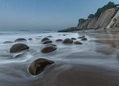 Bowling Ball Beach (mikeSF_) Tags: california bowlingballbeach pacific ocean beach seascape mikeoria pentax 645 645z wwwmikeoriacom pentax645z sonoma outdoor concretions cenozoic shore shoreline