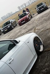 Face to face (mateusz.jedrak1) Tags: audi event tuning wheels