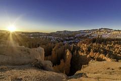 Bryce Canyon sunrise - 2013 (TAC.Photography) Tags: nationalpark utah landscapephotography redrock redrockcountry bryce brycecanyon hoodoos tomclarknet tacphotography d5100 ngc