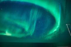 Aurora Borealis (Florian Seiffert) Tags: huntingthelight atlantik atlantic oriondeck 5vorne msartania grönland island nordlicht polarlicht auroraborealis aurora
